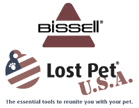 Bissell Lost Pet U.S.A